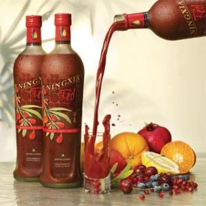 ningxia red pouring